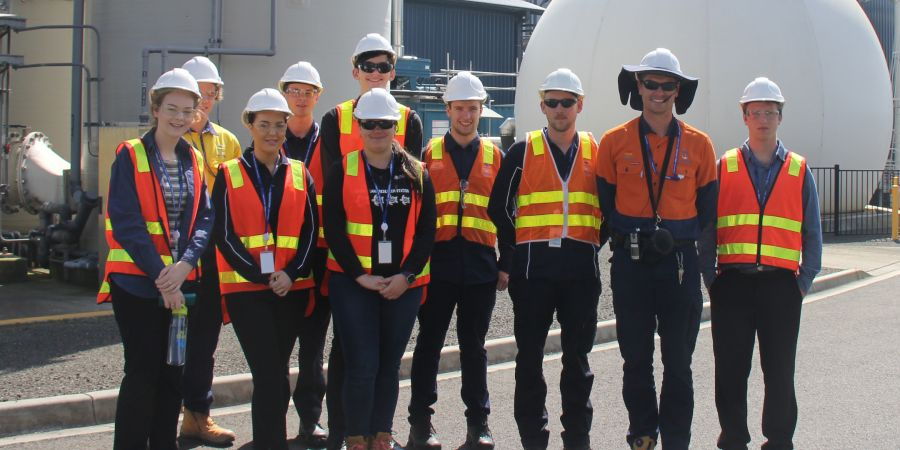 Vacation students touring Gippsland Water Factory.jpg