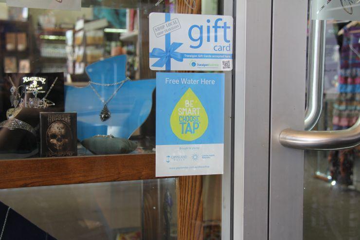 Be Smart Choose Tap - Gippsland Water - Victorian Regional